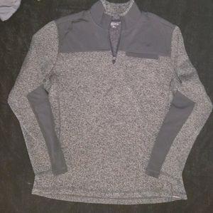 Eddie Bauer quarter zip Pullover